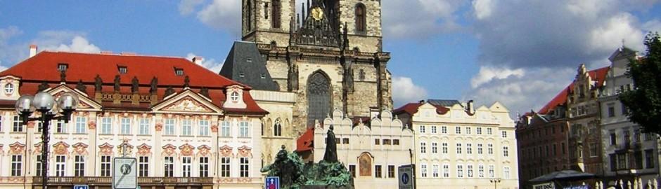 Praha výlet