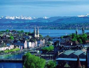 Zurich výlet