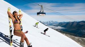 tignes lyžovačka
